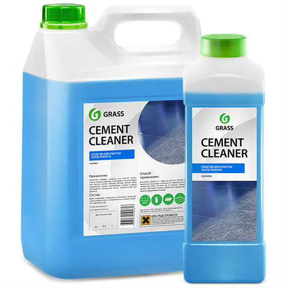 for Cement cleaning products